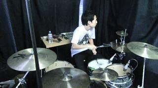 Hiro - All Time Low - I Feel Like Dancin' (Drum cover)