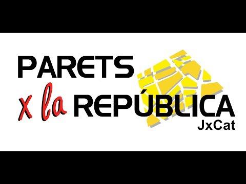 Acte final Junts per Catalunya a Parets del Vallès