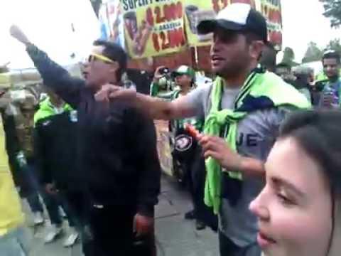 """[-NACION-VERDOLAGA-]"" Barra: Nación Verdolaga • Club: Atlético Nacional"