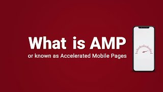 AMP - Accelerated Mobile Pages | AMP Page | What Is AMP