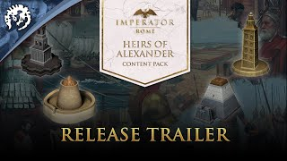 Imperator: Rome - Heirs of Alexander Youtube Video