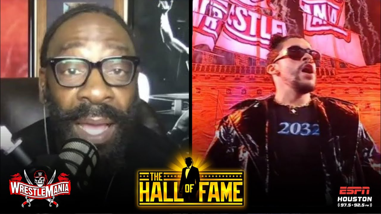 """Booker T Says He Gives Bad Bunny """"WWE Superstar Status"""""""