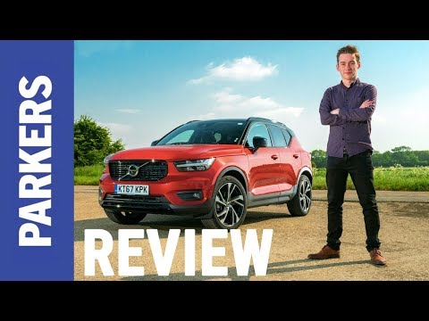 Volvo XC40 SUV Review Video