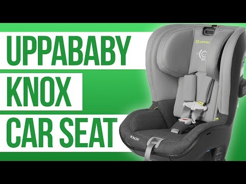 UPPAbaby Knox Convertible Car Seat 2019 | First Look