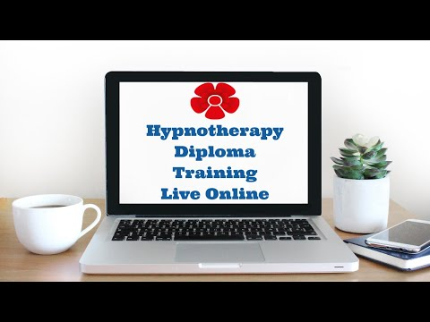 Full Hypnotherapy Diploma Online Training