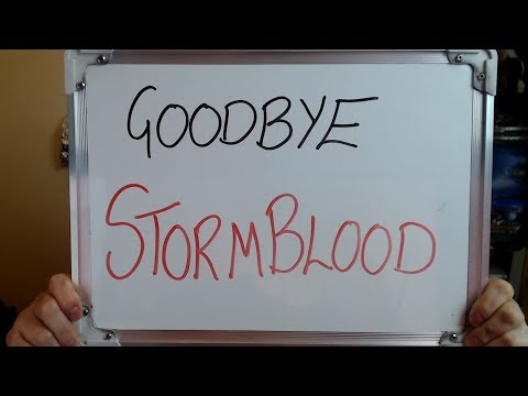 GOODBYE STORMBLOOD.. WELCOME SHADOWBRINGERS !!