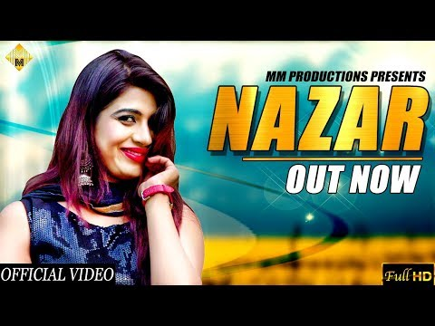 Nazar | Haryanvi Dj Song 2019 | Sonika Singh, Amir | Youtube