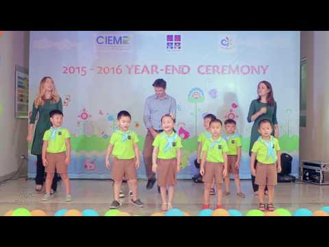 Creative Kindercare 2016 Year End Ceremony