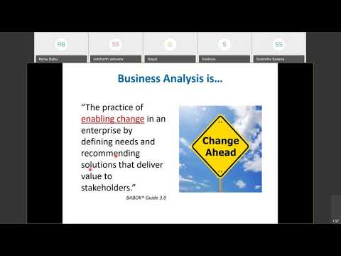 How to kickoff your CBAP CCBA ECBA Prep for success in 1st ...