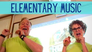 Elementary Music Day 1