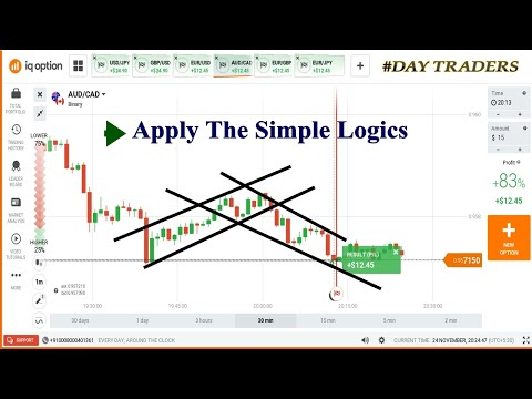 Quik binary options trading