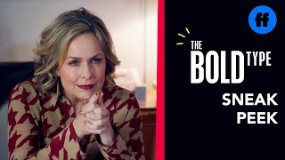 The Bold Type   Season 4 episode 16   Sneak Peek 1 : Jacqueline & Jane Discuss Scarlet's Future (VO)