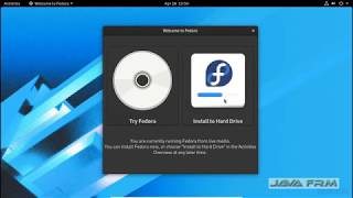Fedora 32 Workstation Installation On VirtualBox 6.1 With Guest Additions Step By Step