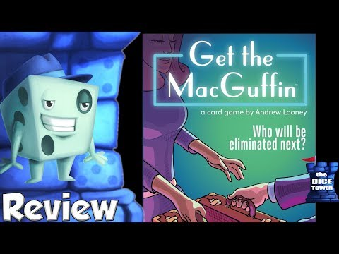 Get the MacGuffin Review - with Tom Vasel