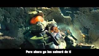 Halo 6 Master Chief Dead? Subtitulado Jefe Maestro Vs Spartan Locke HD 720