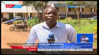 NewsDesk: Migori - Sirare road closed after clashes in Isebania due to insecurity in the area