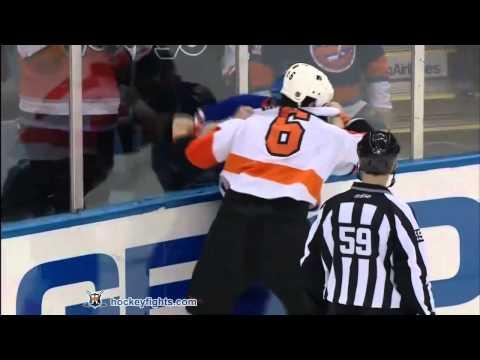 Zenon Konopka vs. Sean O'Donnell