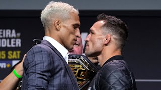 UFC 262: Pre-Fight Press Conference Highlights
