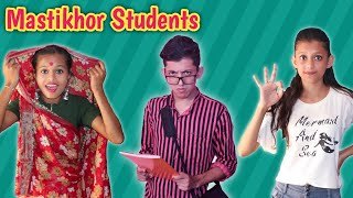 Mastikhor Students   Funny Short Film  Prashant Sharma Entertainment