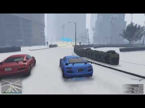 GTA V RACING - Brilliant 9F Battle W/Shaggy