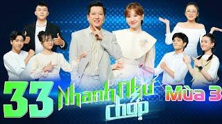 Nhanh Như Chớp 3   Tập 33: Hari tròn mắt với màn bắn tiếng Hàn của nữ sinh viên trường Hoa Sen