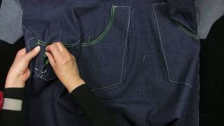 Sewing - Make A Dress - Part 4 - Sewing Tutorials - Hand Embroidery