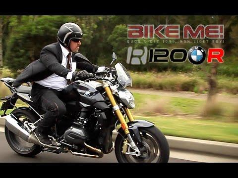 2015 BMW R 1200 R - BIKE ME!