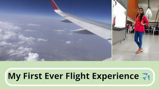 First time flight journey tips||Flight details for first time travellers in telugu 👍 My exeperience