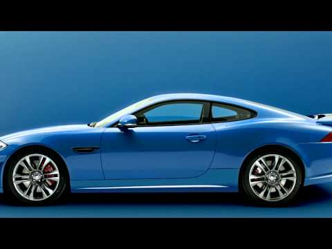 Jaguar XKR-S promo video