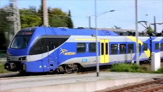 preview picture of video 'Neuer MERIDIAN von Rosenheim nach Holzkirchen'
