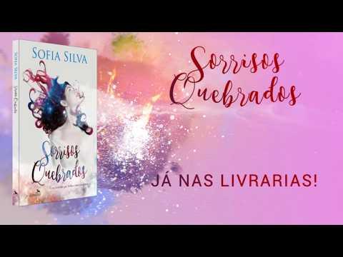 Conheça Sorrisos Quebrados da autora portuguesa Sofia Silva