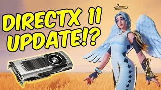 fortnite directx 11 season 10 - Thủ thuật máy tính - Chia sẽ