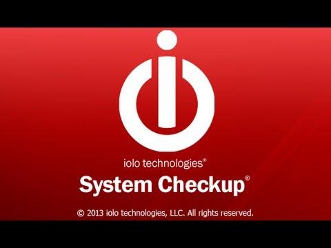 IOLO System Checkup Free