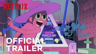 The Midnight Gospel | Official Trailer | Netflix
