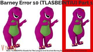 barney error 10 - Thủ thuật máy tính - Chia sẽ kinh nghiệm sử dụng