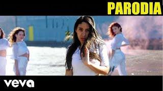 TINI - Suéltate El Pelo (PARODIA) | Vanesa Gómez
