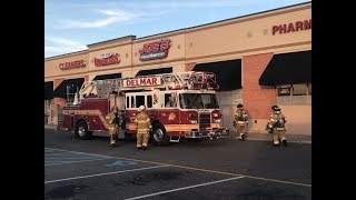 Station 74 responds for a gas leak
