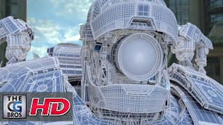 "CGI VFX Breakdown: ""Daloc The Robot"" – by Troll VFX"