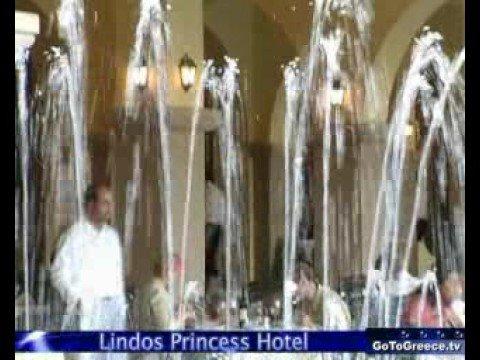 Lindos Princess Hotel in Rhodes Greece
