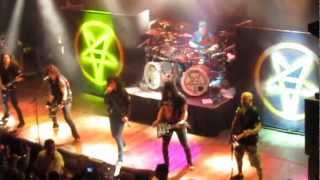 """Anthrax w/ Slash """"TNT"""" Cover - House of Blues, Hollywood"""