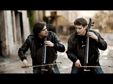 2Cellos ft. Muse - Supermassive Black Hole ft. Naya Rivera (Edit)