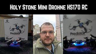 Holy Stone Mini Drohne HS170 RC Deutsch/Germany