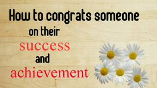 Congratulations messages for success. Quotes about success. Congratulations for your achievement.