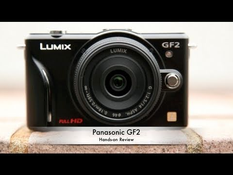 Panasonic Lumix GF2 Hands-on review