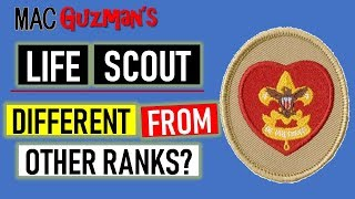 How is Life Scout different from other Ranks? - Scouts BSA Sep Status Update