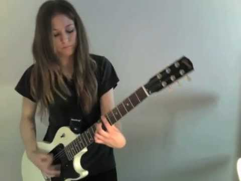 Beat The Bastards - The Exploited (cover by Juliette Valduriez)