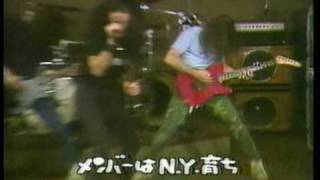 Anthrax-A.I.R(Japan TV)