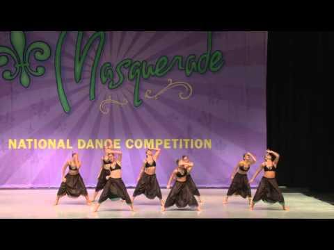 Best Contemporary // HEAD IS A JUNGLE - South Tulsa Dance Co. [Bentonville, AR]