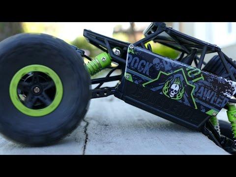 HB 1/18 RC Rock Crawler – Full Review *Fun 4 Kids*