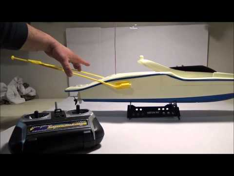 30 Rc Syma Century Boat with Rc Fishing Pole Review